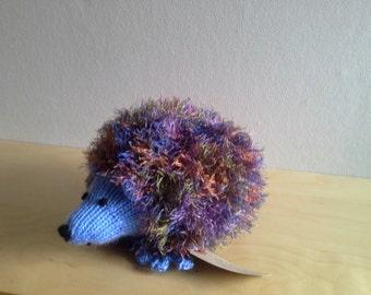 Multi colour hedgehog