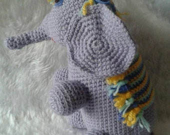 Emily the Circus Elephant