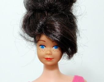 Monique Doll Wig Hope Size 4 Fits Barbie Kish Riley Black Reddish Blonde