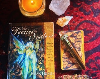 Faerie Oracle Reading, Fairy Tarot Reading, Messages from Faeries, Faerie Healing, Divine Guidance