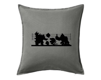 Super Mario Bros: Mario Villain Suspects Cushion