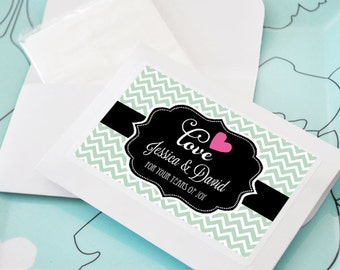 Personalized Theme Tissue Packs, (Set of 24)