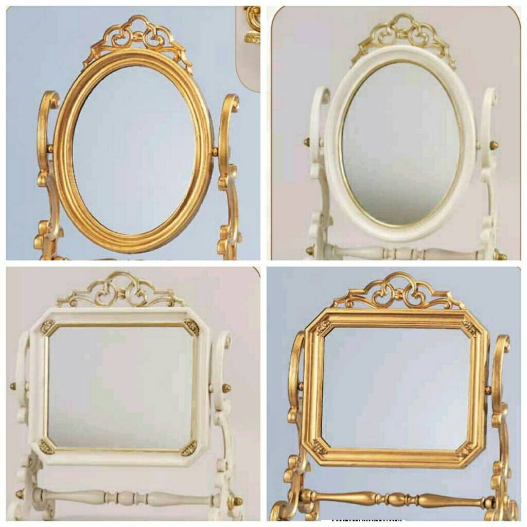 Vanity Mirror Make Up Mirror Vintage Make Up Mirror Table