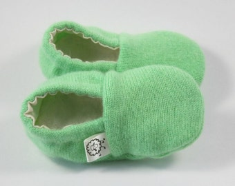 Irish Baby- New Baby Gift- Coming Home Outfit- Baby Shower Gift- Newborn Shoes- Gender Neutral Baby Gift