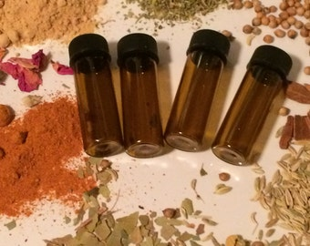 Wiccan Blessing Oil