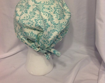 Womens chemo style hospital surgical hat