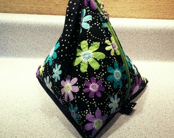 Summer Storm-Triangle Bag