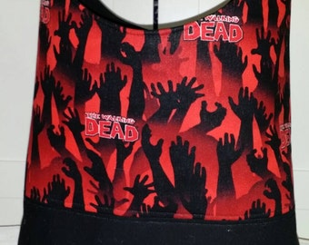 The Walking Dead Zombie Hands Shoulder Bag