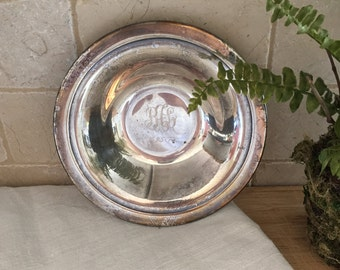 Wallace Silver Plated Bowl