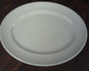 Large Vintage Johnson Brothers Ironstone Platter England