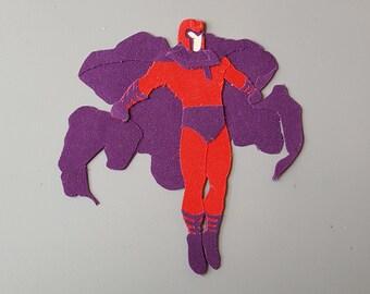 Magneto: magnet or sticker