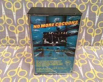 No More Cocoons by Jello Biafra Cassette Tape spoken word punk rock