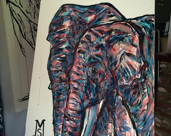 Elephant Courting