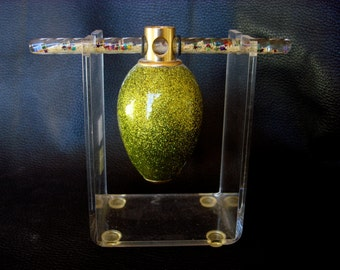 Handmade Metallic Egg Kaleidescope