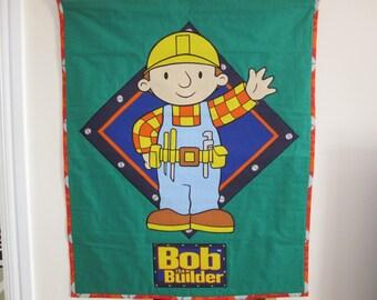 Bob the Building wall hanging