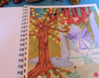 The Book of Fairies- 10% discount :)