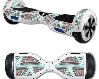 Skin Decal Wrap for Self Balancing Scooter Hoverboard unicycle Aztec Pyramids