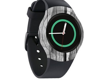 Skin Decal Wrap for Samsung Gear S2, S2 3G, Live, Neo S Smart Watch, Galaxy Gear Fit cover sticker Dead Wood