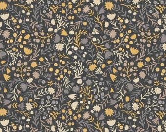 SALE!  Woodland Fabric - Fabric by the Yard - Quilt Fabric - Fat Quarter Bundle - Wood Floral - Dear Stella - Floral Fabric - Sale Fabric