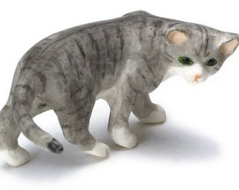 Dollhouse Miniatures 1:12 Scale Cat #A0061