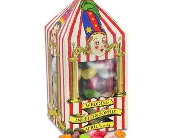 Wedding Harry Potter Favors - Bertie Bott Every Flavour Bean - Honeydukes - Digital file - DIY