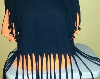 Halloween or Anytime You Want To Stand Out-This Top Is Just Right