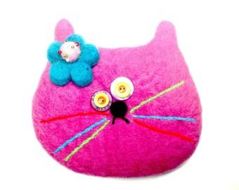 Pink Cat Bag