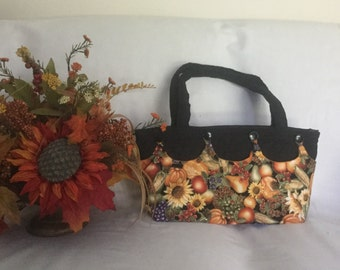 Fall purse with covers