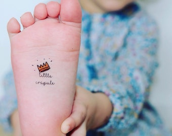 Ephemeral for children tattoos