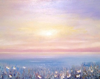 Original Oil Painting on Canvas 24x36