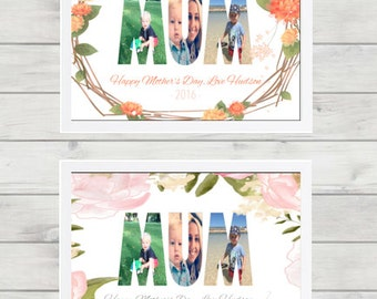 Mother's Day personlised print