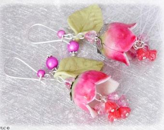 Spring bells earrings