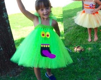 Slimer *Ghostbusters Inspired tutu costume