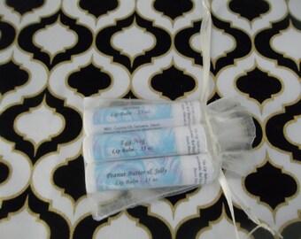 3 Pack Lip Balm Set