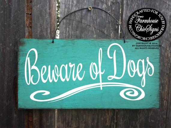 beware of dog sign, beware of dog, dog warning sign, front yard sign, dog sign, dog decor, beware of dogs, warning dog sign, 251/265