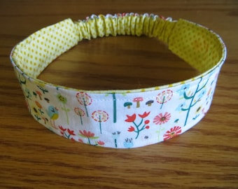 Reversible Baby/Toddler Headband