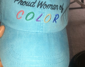 Proud Woman of Color