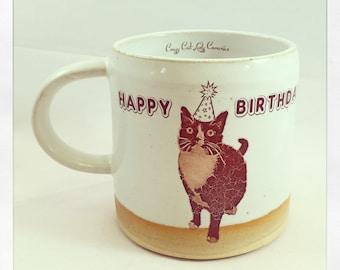 Cat Mugs & Tea Cups