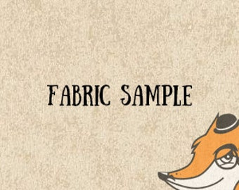 Fabric sample for Taylorsb