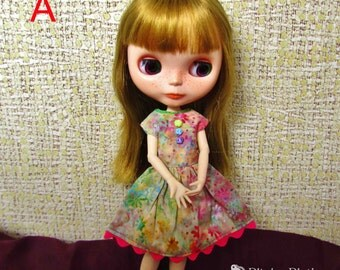 Dress for Blythe, Pullip (India series)