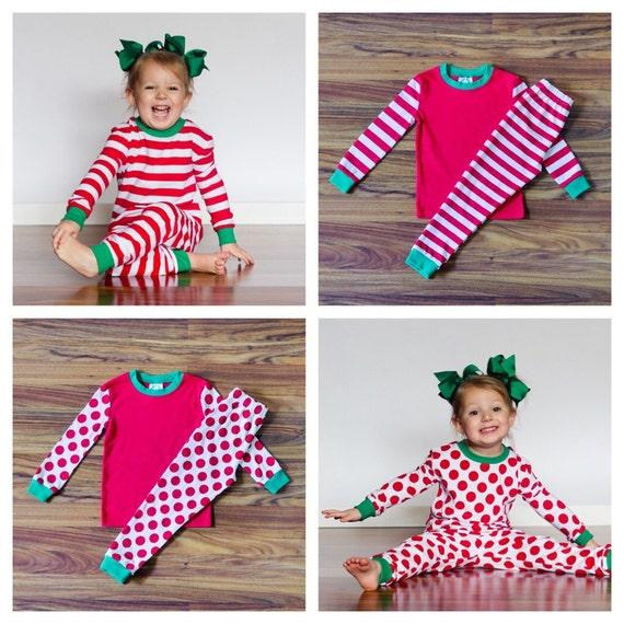 Personalized Christmas Pajamas! PREORDER!!