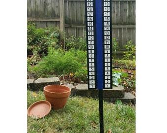 """Cornhole Scoreboard Height 48"""""""