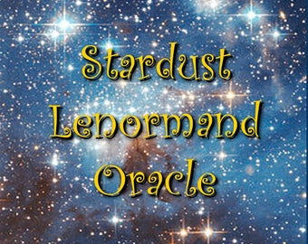 Stardust Lenormand Oracle