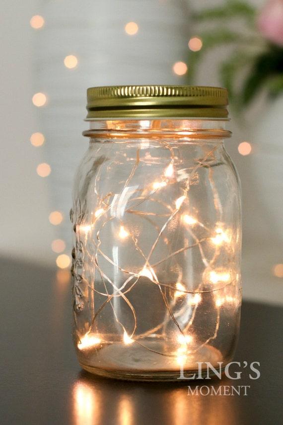Mason Jar String Lights Kirklands : 20LED 6.5 Feet Fairy String Lights Battery Included Free