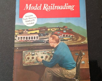 Practical Guide to Model Railroading, 1952, Vintage