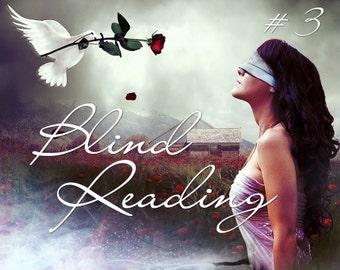 Spirit Guided Blind Reading #3 - Tarot Reading / Psychic Reading