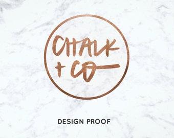 Digital Proof of Design Request / Chalk + Co