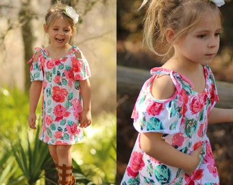 Desert Breeze PDF Sewing Pattern ... Sizes 2T-14yrs