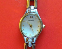 A Vintage Ladies  'PULSAR' Quartz Watch - Boxed - Ideal Gift / Present