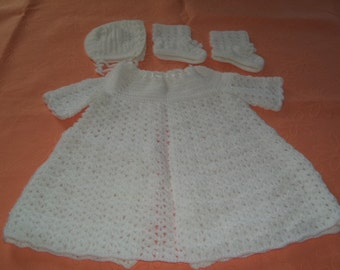 Set of baptisms or other baby
